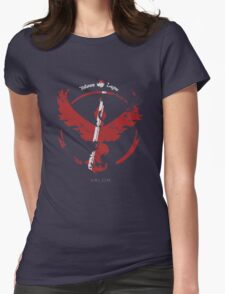 Valor Trainer Womens Fitted T-Shirt
