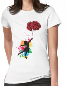 Cause everyone's heart doesn't beat the same - colored Womens Fitted T-Shirt