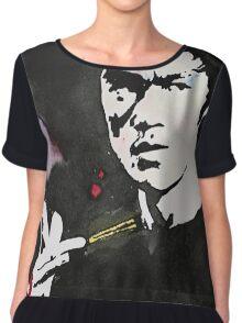 Bruce Lee Chiffon Top