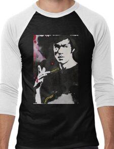 Bruce Lee Men's Baseball ¾ T-Shirt