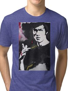 Bruce Lee Tri-blend T-Shirt