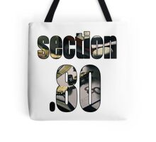 Section .80 Tote Bag