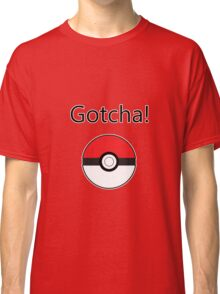 Pokemon Go - Gotcha! Classic T-Shirt