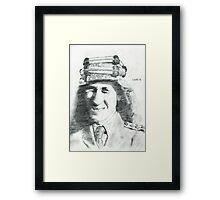 T. E. Lawrence Framed Print