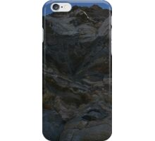 rock walls iPhone Case/Skin