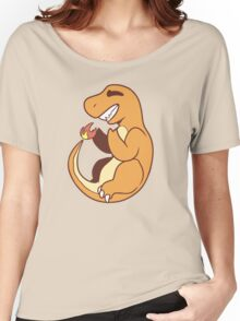 Pastel Charmander Women's Relaxed Fit T-Shirt