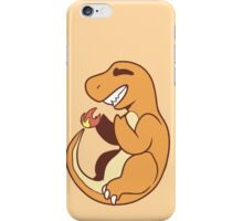 Pastel Charmander iPhone Case/Skin