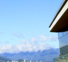 Vancouver, BC: 8-Bit Orca Sticker