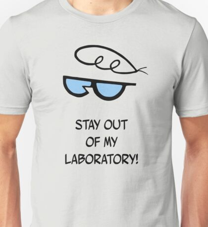 Dexter's Laboratory Quotes Unisex T-Shirt