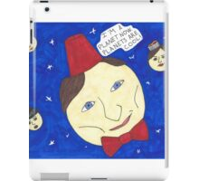 Planet Who iPad Case/Skin