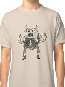Adventure Time Black Metal Part. One Classic T-Shirt