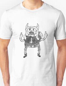 Adventure Time Black Metal Part. One Unisex T-Shirt