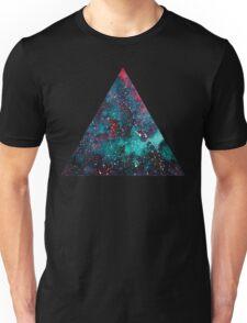 Galaxy Triangle Unisex T-Shirt