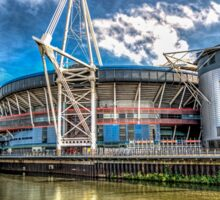 The Principality Stadium Sticker