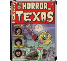 Tales From Deep in the Horror T-Shirt iPad Case/Skin