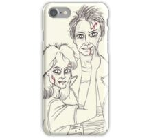 Our Love is God. iPhone Case/Skin
