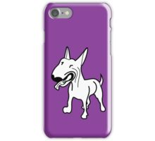 English Bull Terrier  iPhone Case/Skin