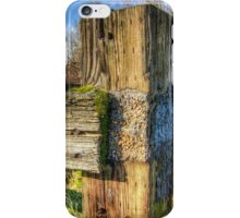 Corner Post iPhone Case/Skin