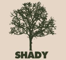 Shady Tree by Boogiemonst
