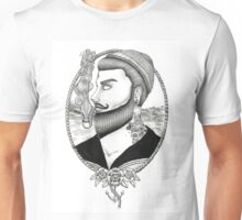 Newschool Smoking Alternative Sailor Unisex T-Shirt