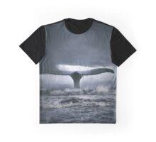 Whale'n surf Graphic T-Shirt