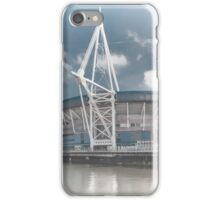 The Principality Stadium Memories iPhone Case/Skin