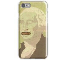 Washington-Wight iPhone Case/Skin