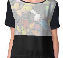 Jelly Belly Chiffon Top