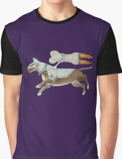Bone Commander - on purple Graphic T-Shirt