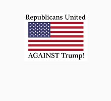 Republicans United Against Trump Unisex T-Shirt