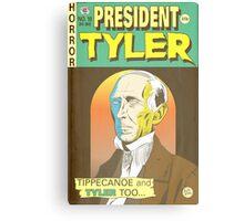 Tyler-Hexen Hammer Canvas Print