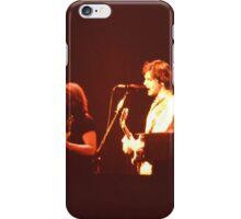 The Grateful Dead In Concert iPhone Case/Skin