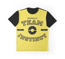 Property of Team Instinct Graphic T-Shirt
