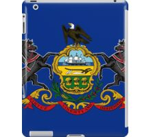 Pennsylvania State Flag iPad Case/Skin