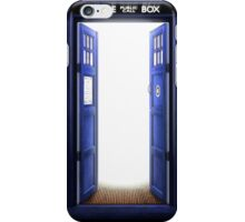 iPhone - It's bigger on the inside iPhone Case/Skin