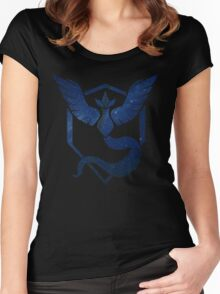 Mystic Space Women's Fitted Scoop T-Shirt
