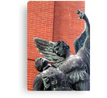 Vancouver, BC: Watch Over the Fallen Canvas Print