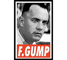 (MOVIES) Forest Gump Photographic Print