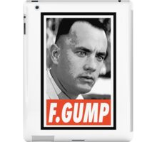 (MOVIES) Forest Gump iPad Case/Skin