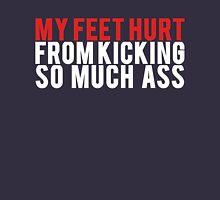 My Feet Hurt Unisex T-Shirt