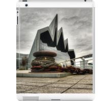 Glasgow Riverside museum iPad Case/Skin