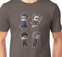 Javert 2012 chibi collection Unisex T-Shirt