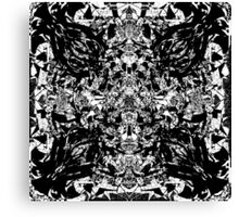 Complexity in Zombification  Canvas Print