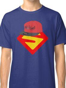 Superwoman logo +cap Classic T-Shirt