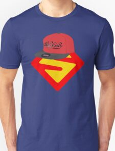 Superwoman logo +cap Unisex T-Shirt