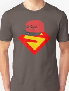 Superwoman logo +cap Unisex T-Shirt