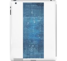 Star Wars Blueprints iPad Case/Skin