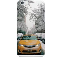 Snow Cab iPhone Case/Skin