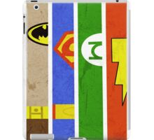 DC Comic Legends iPad Case/Skin