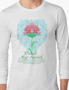 Osmanlı Arap Sümbülü Long Sleeve T-Shirt